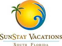 South Florida Vacation Rentals| SunStay Vacations Logo